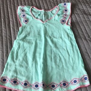 5T Little Girls Sundress